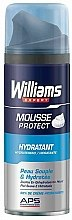 Духи, Парфюмерия, косметика Пена для бритья увлажняющая - William Expert Protect Hydratant Shaving Foam