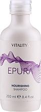 Духи, Парфюмерия, косметика Шампунь питательный - Vitality's Epura Nourishing Shampoo