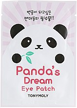 Духи, Парфюмерия, косметика Маска для кожи вокруг глаз - Tony Moly Pandas Dream Eye Patch