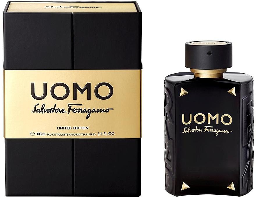Salvatore Ferragamo Uomo Limited Edition - Туалетная вода — фото N1