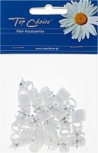 Духи, Парфюмерия, косметика Заколки для волос 18 шт, 25235 - Top Choice