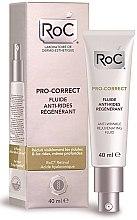 Духи, Парфюмерия, косметика Омолаживающий флюид для лица - RoC Pro-Correct Anti-Wrinkle Rejuvenating Fluid