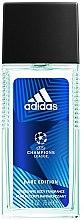 Духи, Парфюмерия, косметика Adidas UEFA Champions League Dare Edition - Дезодорант