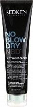 Духи, Парфюмерия, косметика Крем-стайлинг для нормальных волос - Redken No Blow Dry Just Right Cream