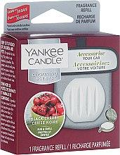 Духи, Парфюмерия, косметика Ароматизатор для автомобиля (сменный блок) - Yankee Candle Charming Scents Black Cherry Refill