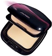 Духи, Парфюмерия, косметика Компактный тональный крем-пудра - Shiseido Perfect Smoothing SPF15