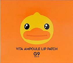 Духи, Парфюмерия, косметика Гидрогелевая маска-патч для губ - G9Skin Vita Ampoule