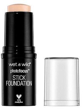 Тональная основа в стике - Wet N Wild Photo Focus Stick Foundation — фото N1