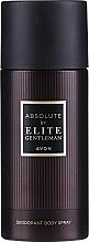 Духи, Парфюмерия, косметика Avon Absolute by Elite Gentleman - Дезодорант