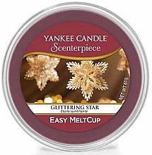 Духи, Парфюмерия, косметика Ароматический воск - Yankee Candle Glittering Star Easy MeltCup