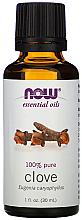 Духи, Парфюмерия, косметика Эфирное масло гвоздики - Now Foods Essential Oils 100% Pure Clove