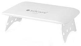 Духи, Парфюмерия, косметика Лампа UV/LED, белая - Silcare Mini Plus 24 W UV/LED Lamp White