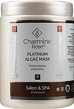 Духи, Парфюмерия, косметика Альгинатная маска для лица c платиной - Charmine Rose Platinum Algae Mask Refill