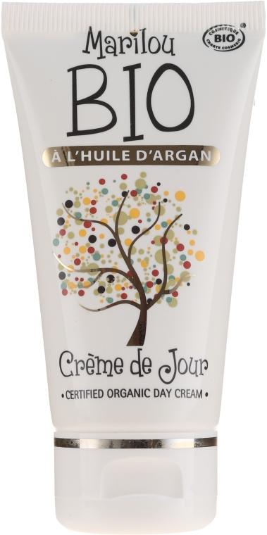 Увлажняющий дневной крем - Marilou Bio Creme de Jour — фото N1