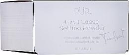 Духи, Парфюмерия, косметика Фиксирующая пудра для лица - Pur 4-in-1 Loose Setting Powder