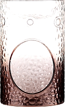Духи, Парфюмерия, косметика Стеклянная аромалампа - Yankee Candle Sheridan Hammered Glass Melt Warmer
