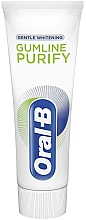 Духи, Парфюмерия, косметика Зубная паста - Oral-B Professional Gumline Pro-Purify Gentle Whitening Toothpaste