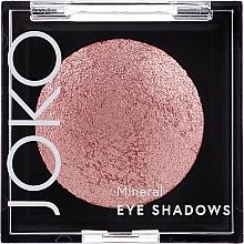 Духи, Парфюмерия, косметика Минеральные запеченые тени для глаз - Joko Mineral Eye Shadow