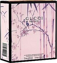Духи, Парфюмерия, косметика Gucci Gucci Bamboo - Набор (edp/75ml + edp/7.4ml)
