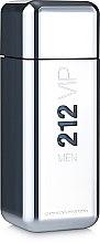 Духи, Парфюмерия, косметика Carolina Herrera 212 VIP Men - Туалетная вода (тестер с крышечкой)