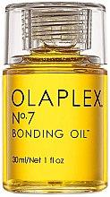 Духи, Парфюмерия, косметика Высококонцентрированное, ультралегкое, восстанавливающее масло для укладки волос - Olaplex №7 Bonding Oil