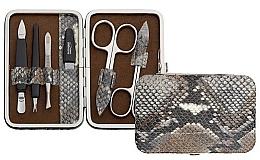 Духи, Парфюмерия, косметика Маникюрный набор для ногтей - DuKaS Premium Line PL 126HSH