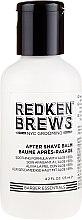 Духи, Парфюмерия, косметика Бальзам после бритья - Redken Brews After Shave Balm