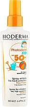 Духи, Парфюмерия, косметика Солнцезащитный спрей для детей - Bioderma Photoderm Kid Spray SPF 50+