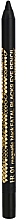 Духи, Парфюмерия, косметика Водостойкий контурный карандаш для глаз - Helena Rubinstein Fatal Blacks