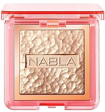 Духи, Парфюмерия, косметика Хайлайтер для лица - Nabla Skin Glazing Highlighter