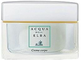 Духи, Парфюмерия, косметика Acqua dell Elba Classica Women - Гиалуроновый крем для тела