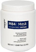 Духи, Парфюмерия, косметика Маска восстанавливающая для окрашенных волос с гидролизированным кератином - Dikson M84 Repair Mask