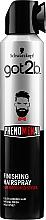 Духи, Парфюмерия, косметика Лак для волос - Schwarzkopf Got2b Phenomenal Finishing Hairspray