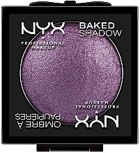 Духи, Парфюмерия, косметика Запеченные тени - NYX Professional Makeup Baked Shadows