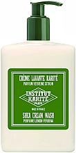 Духи, Парфюмерия, косметика Крем для душа - Institut Karite Lemon Verbena Shea Cream Wash