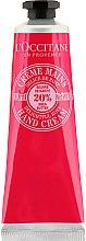 Духи, Парфюмерия, косметика Крем для рук и ногтей - L'Occitane Roses et Reines Hand & Nail Cream