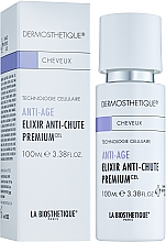 Духи, Парфюмерия, косметика Клеточно-активный anti-age лосьон для кожи головы - La Biosthetique Dermosthetique Elixir Anti-Chute Premium