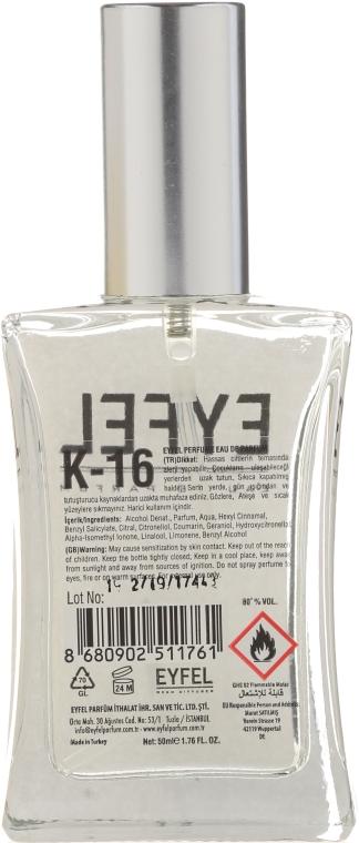 Eyfel Perfume K-16 - Парфюмированная вода — фото N2