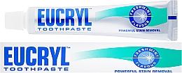 Духи, Парфюмерия, косметика Зубная паста - Eucryl Freshmint Flavour Toothpaste