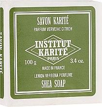 Духи, Парфюмерия, косметика Мыло - Institut Karite Lemon Verbena Shea Soap