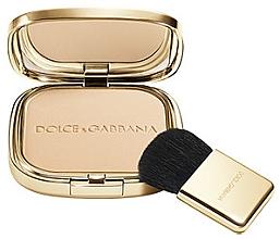 Духи, Парфюмерия, косметика Пудра для лица - Dolce&Gabbana The Pressed Powder