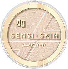 Духи, Парфюмерия, косметика Пудра для лица - AA Sensi Skin Mattifing Powder