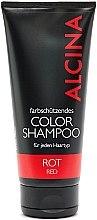 Духи, Парфюмерия, косметика Оттеночный шампунь с ухаживающим комплексом - Alcina Hair Care Color Shampoo