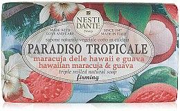 """Духи, Парфюмерия, косметика Мыло """"Маракуйя и гуава"""" - Nesti Dante Paradiso Tropicale Hawaiian Maracuja & Guava Soap"""