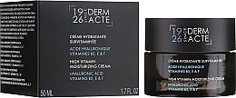 Духи, Парфюмерия, косметика Мультивитаминный увлажняющий крем - Academie Creme Hydratante Survitaminee