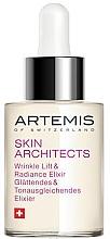 Духи, Парфюмерия, косметика Эликсир для разглаживания морщин - Artemis of Switzerland Skin Architects Wrinkle Lift & Radiance Elixir
