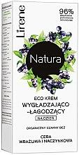 """Духи, Парфюмерия, косметика Дневной крем для лица """"Бузина"""" - Lirene Natura Eco Cream"""