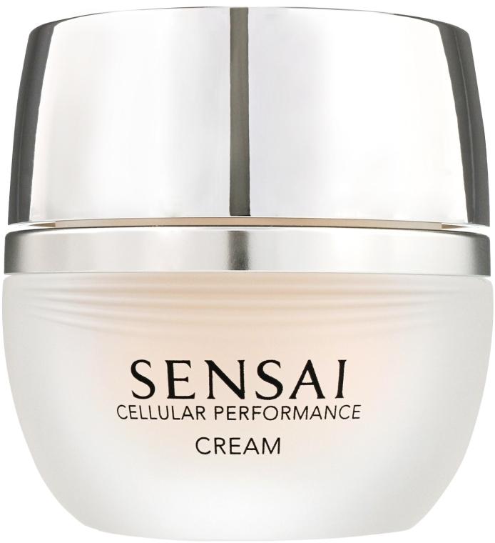 Восстанавливающий крем с антивозрастным эффектом - Kanebo Sensai Cellular Performance Cream — фото N1