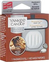 Духи, Парфюмерия, косметика Автомобильный ароматизатор (сменный блок) - Yankee Candle Charming Scents Refill Leather