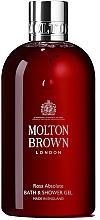 Духи, Парфюмерия, косметика Molton Brown Rosa Absolute - Гель для ванны и душа